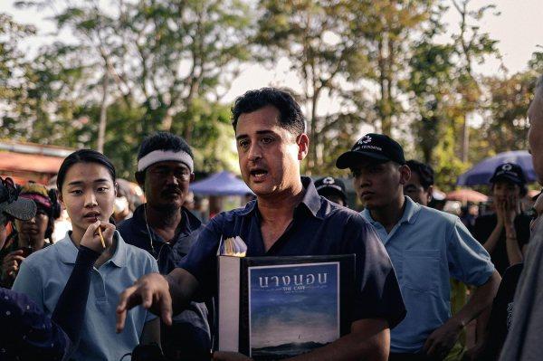 The Cave (2019) фильм о 12 детях и тренере, которые застряли в пещере летом 2018 года в Таиланде