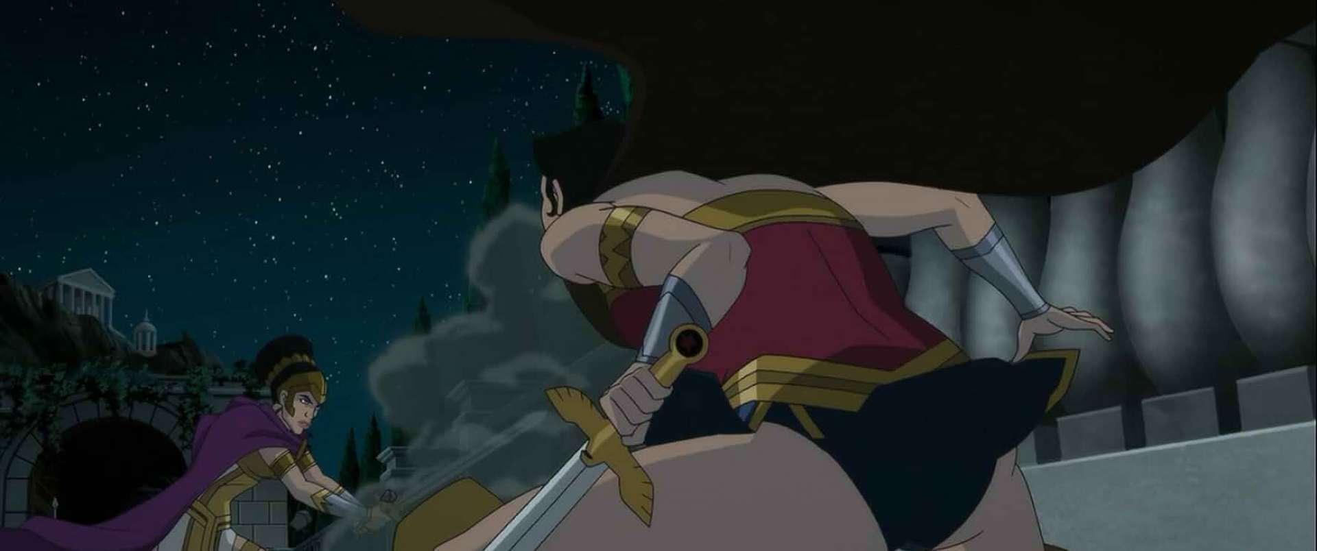 Wonder Woman: Bloodlines Google Drive Link