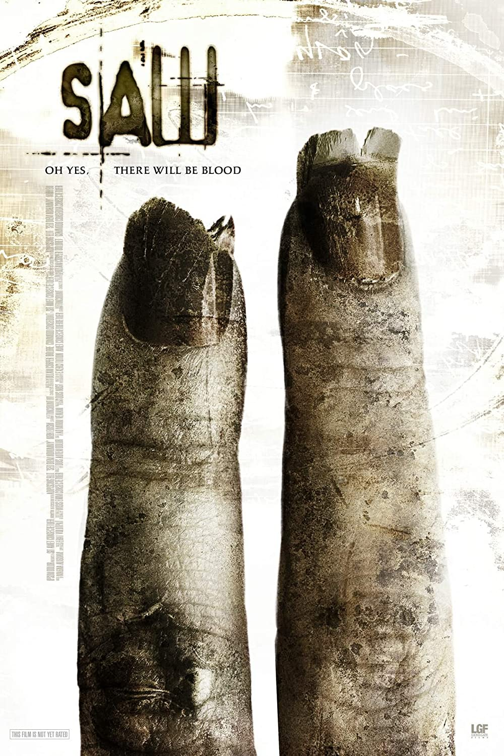 Saw II 2005 Hindi Dual Audio 720p UNRATED BluRay ESubs 900MB Download