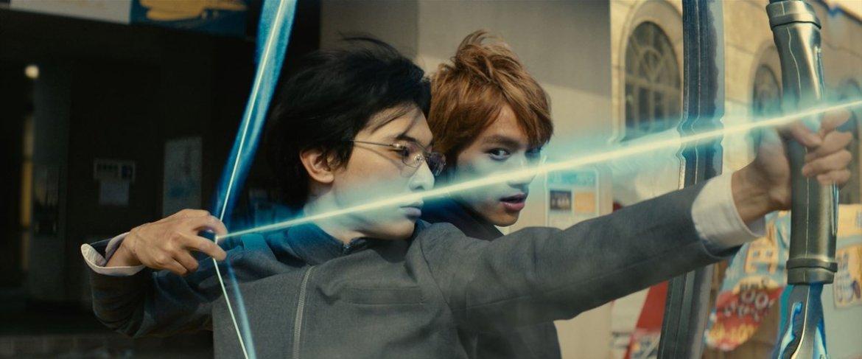 Sôta Fukushi and Ryô Yoshizawa in Bleach (2018)