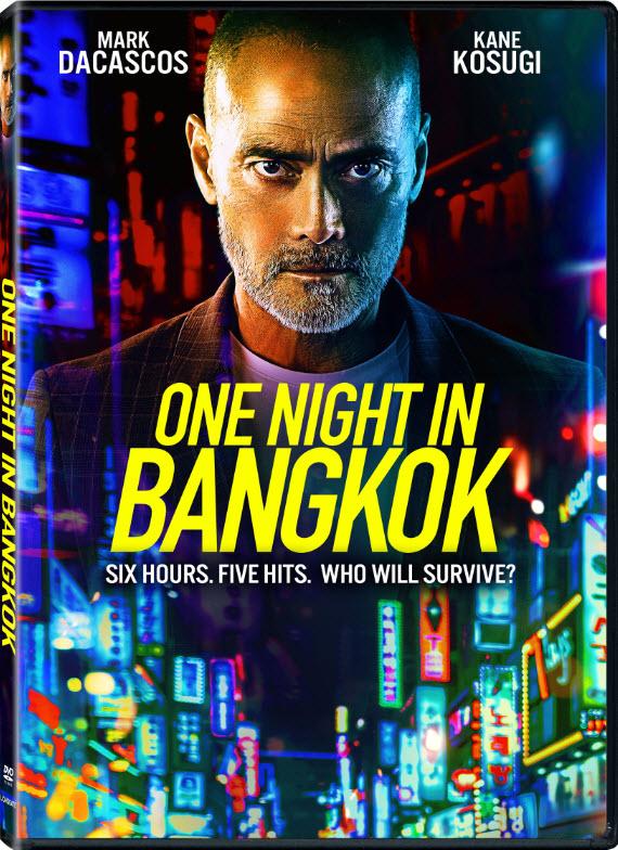 Mark Dacascos and Kane Kosugi in One Night in Bangkok (2020)