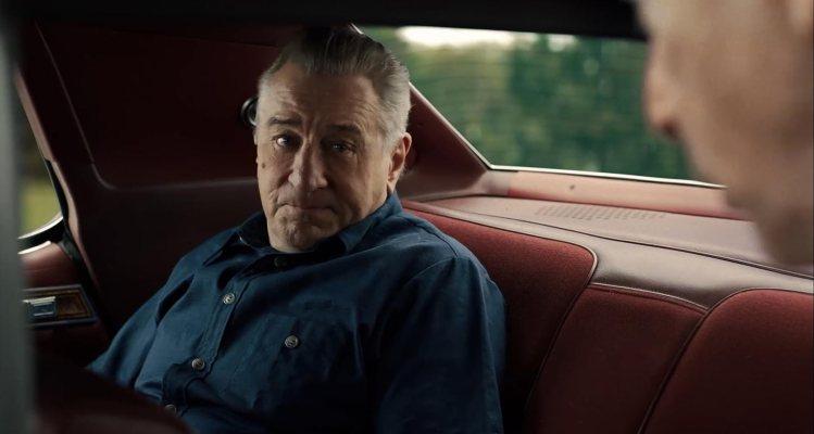 Robert De Niro in The Irishman (2019)