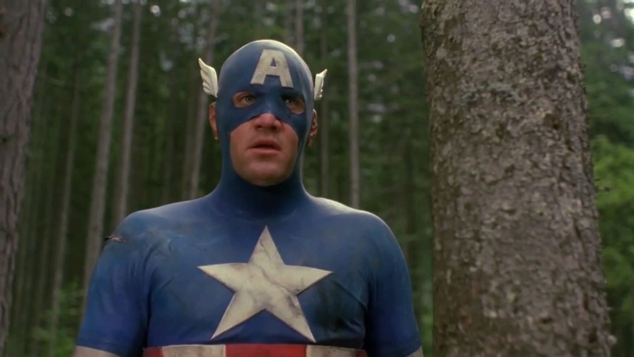 Image result for captain america 1990