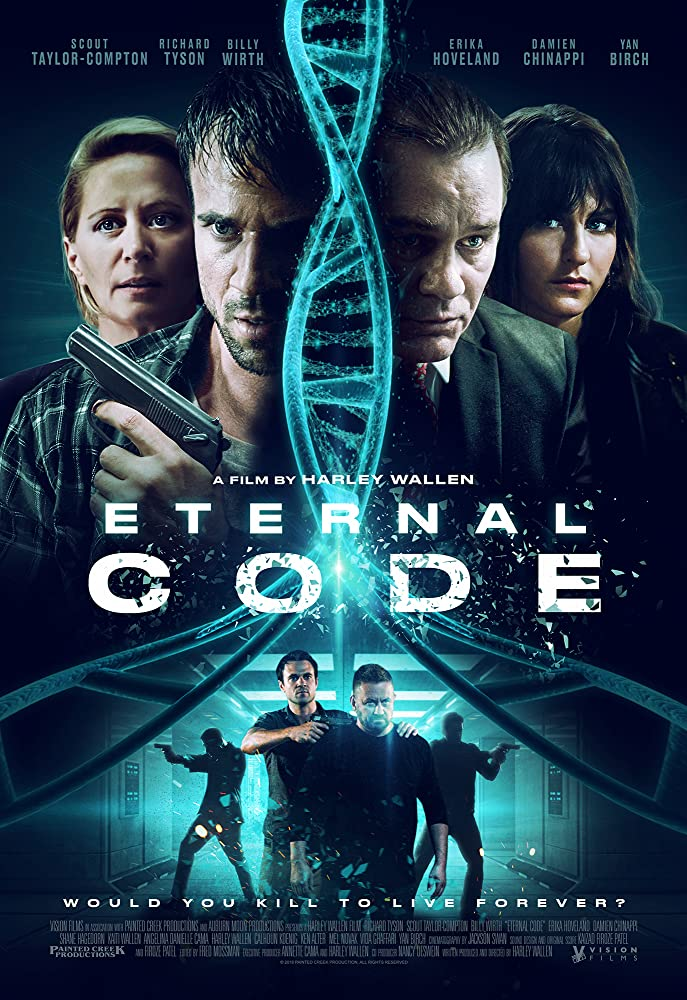 Eternal Code 2019 English Movies Download And Watch Online 480p
