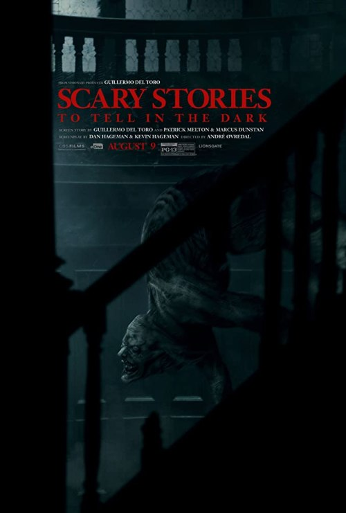 August 2019 Adaptations - Scary Stories to Tell in the Dark Movie Poster