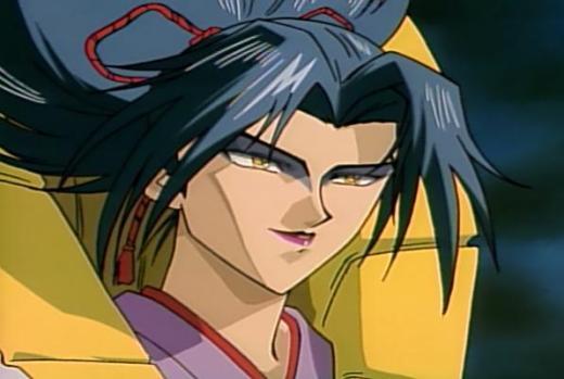Samurai Shodown Motion Picture Amukasa