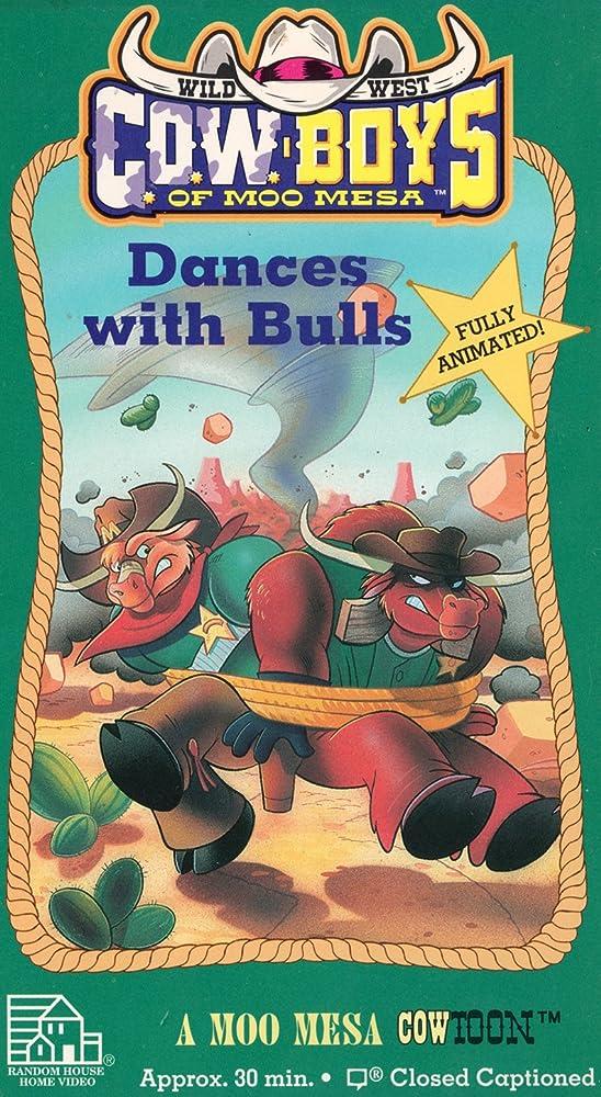 Wild West C O W Boys Of Moo Mesa 1992 1994