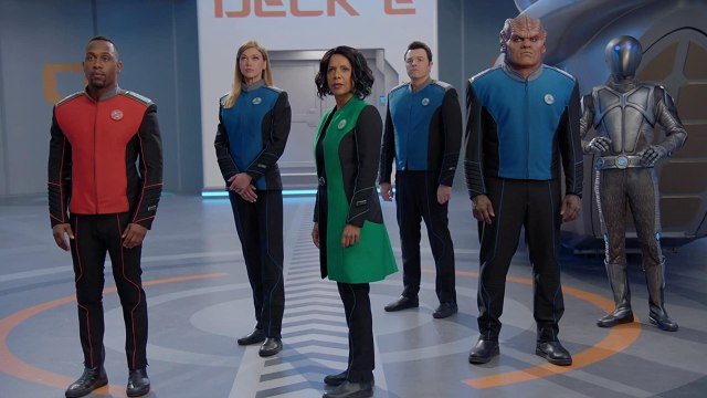 """Home"" - The Orville 