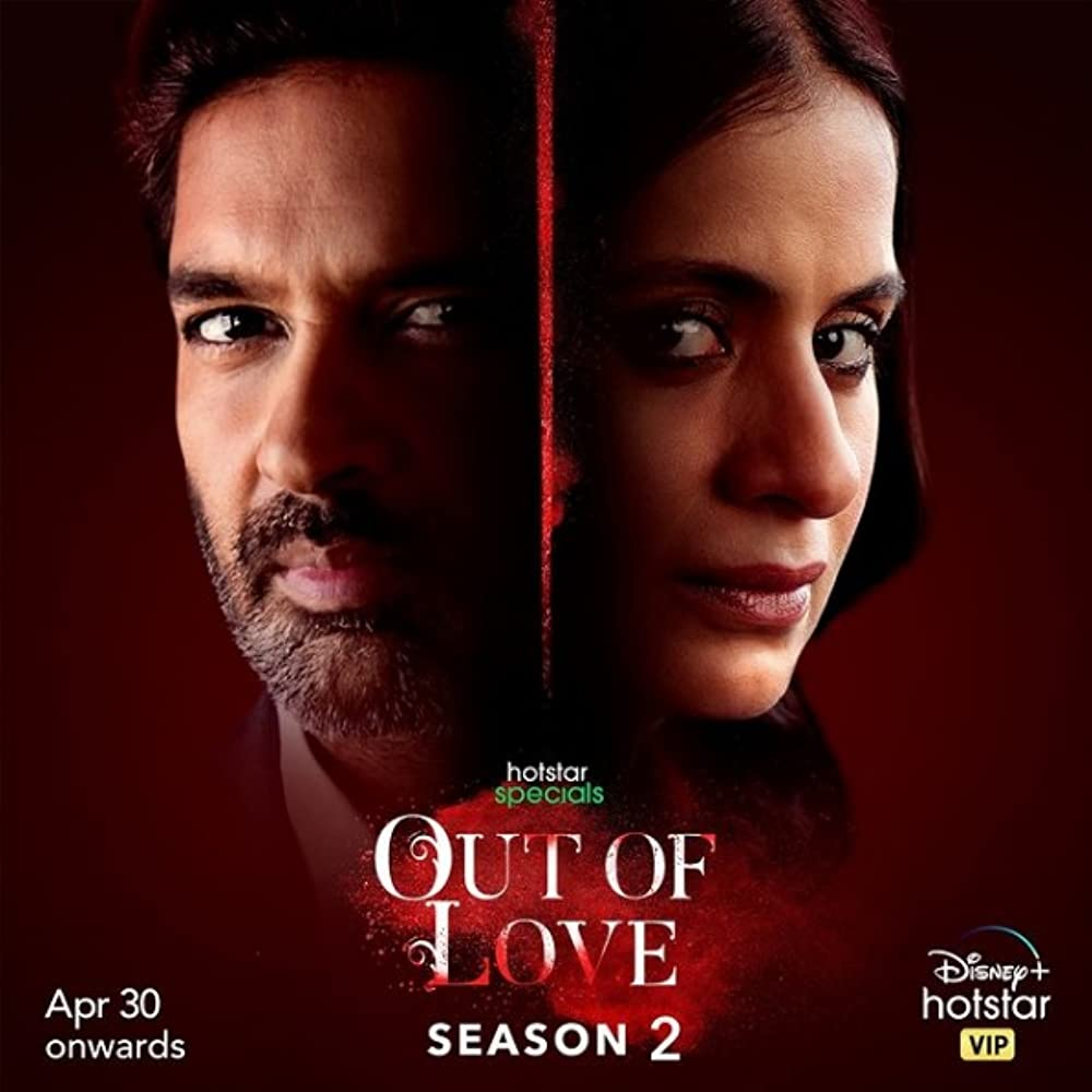 Out of Love 2021 S02 Hindi 01 To 02 Eps Hotstar Web Series 720p HDRip 580MB | 270MB Download