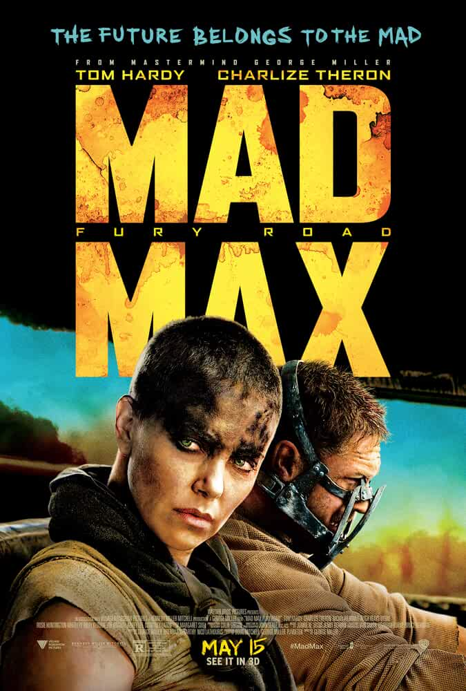 Download Mad Max: Fury Road (2015) Full Movie In Hindi-English-Tamil-Telugu (Multi Audio) Bluray 480p [380MB] | 720p [1.1GB] | 1080p [3GB]