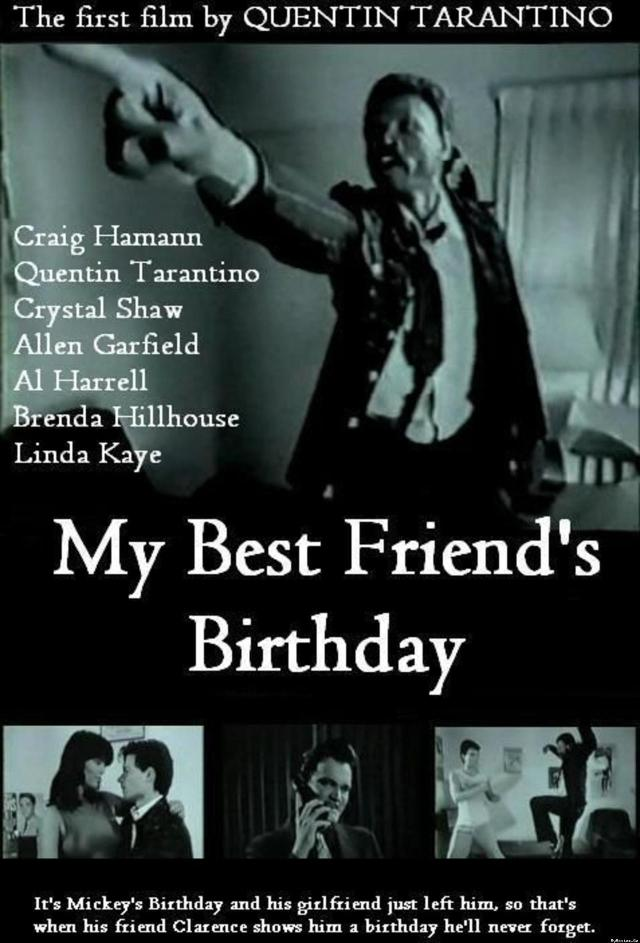 My Best Friend's Birthday (1987) - IMDb