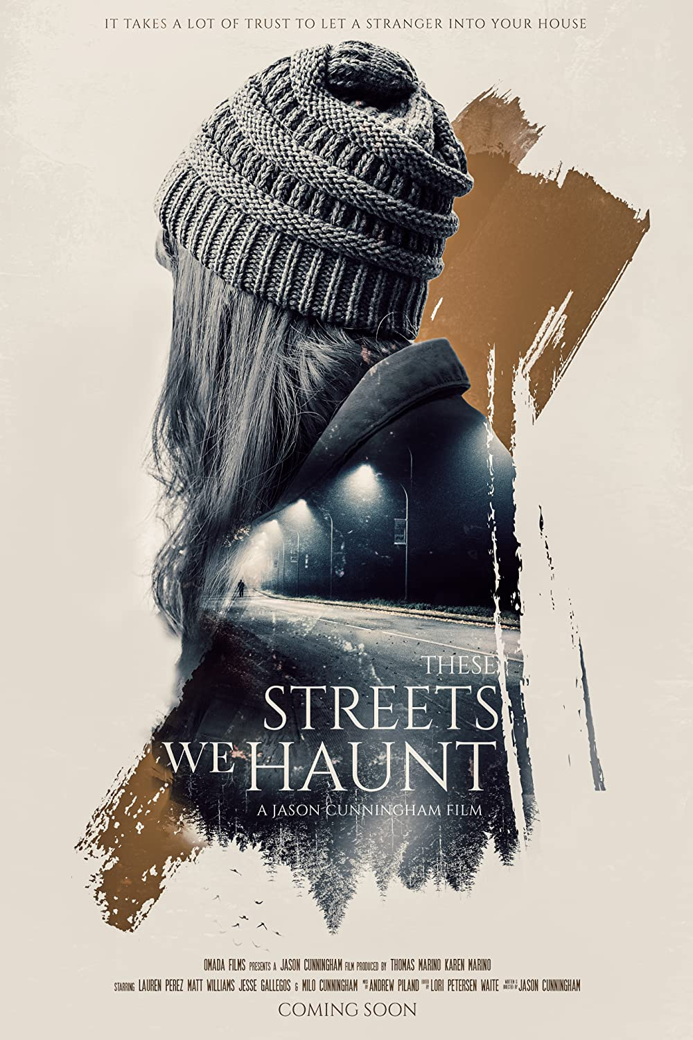 These Streets We Haunt 2021 English  480p | 720p HDRip 800MB | 350MB Download
