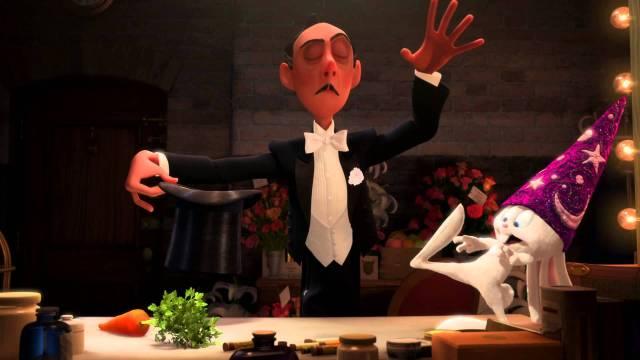 Presto Pixar Short Films