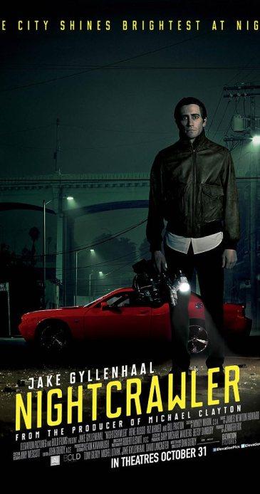 Nightcrawler (2014) - best thriller movie