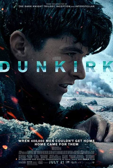Download Dunkirk (2017) Dual Audio {Hindi-English} 720p [900MB] BluRay