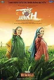 Download Saand Ki Aankh (2019) Hindi PreDVD 480p    720p