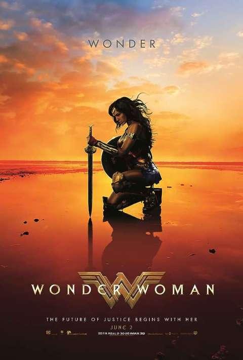 Download Wonder Woman (2017) Dual Audio {Hindi-Eng} 480p [450MB] | 720p [1GB] | 1080p [2.8GB]