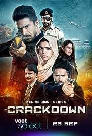 Crackdown (2020) HEVC Hindi S01 Complete Web Series