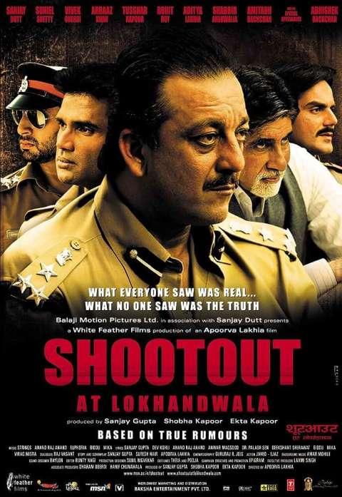 Download Shootout at Lokhandwala (2007) Hindi Full Movie HDRip 480p [400MB] | 720p [900MB] | 1080p [1.4GB]