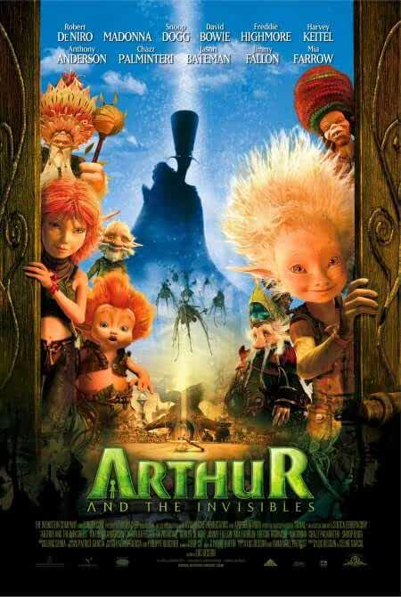Download Arthur and the Invisibles (2006) Dual Audio (Hindi-English) 480p [400MB] || 720p [900MB]