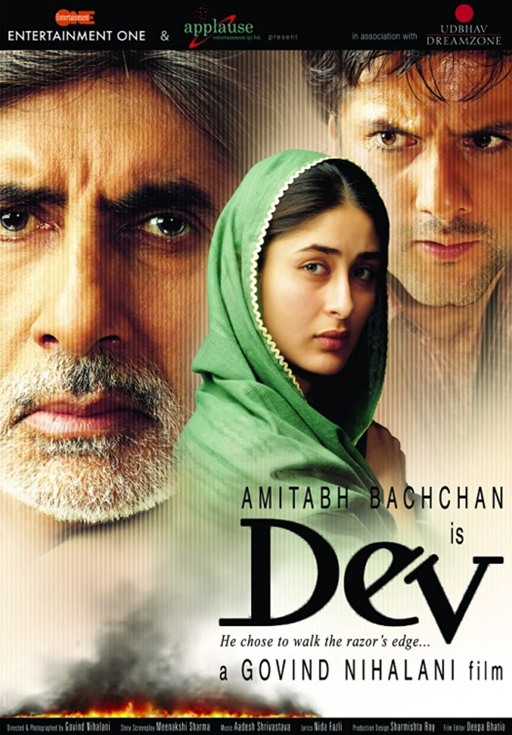 Dev 2004 Hindi 720p HDRip 515MB | 1.1GB Download