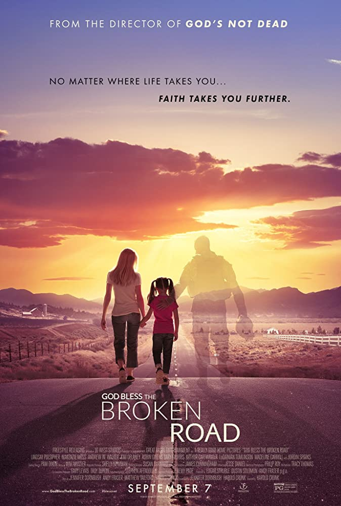 God Bless the Broken Road 2018 English 720p BluRay 800MB