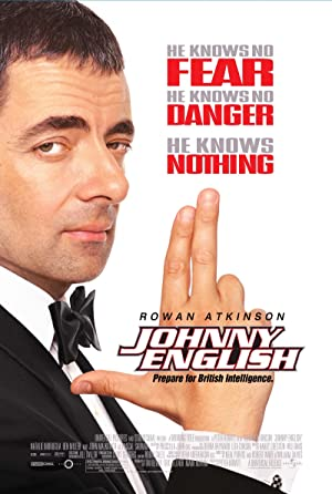 Download Johnny English (2003) {Hindi-English} Bluray 480p || 720p