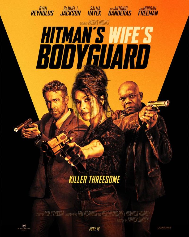 The Hitman's Wife's Bodyguard (2021) - IMDb