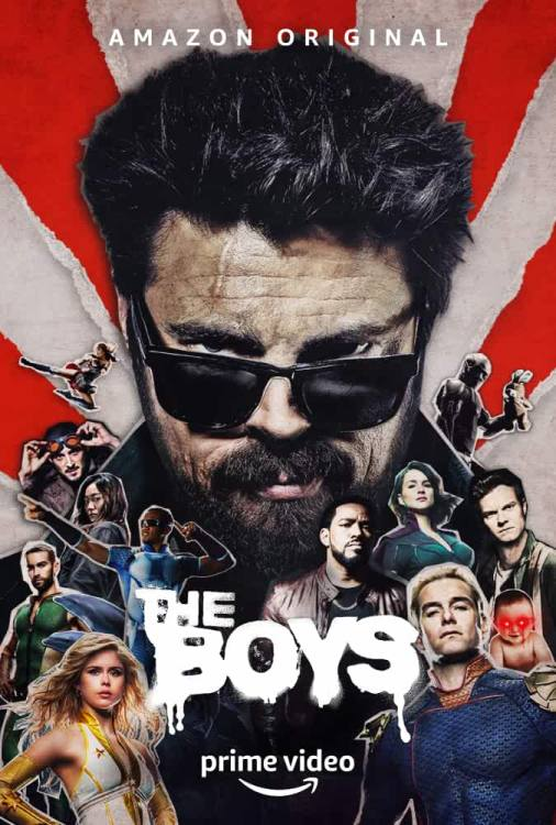 download The Boys Season 2 hindi