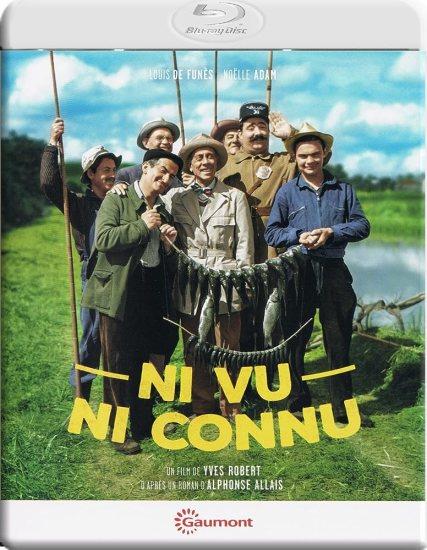 Ni vu, ni connu (1958)