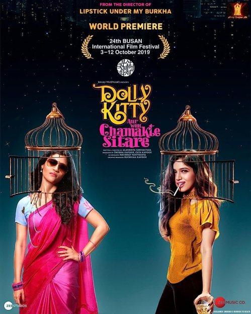 18+ Dolly Kitty Aur Woh Chamakte Sitare 2020 Hindi 400MB HDRip ESubs Download