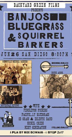 Banjos, Bluegrass & Squirrel Barkers (2016) - IMDb