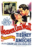 Heaven Can Wait poster thumbnail