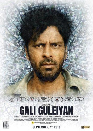 Gali Guleiyan 2018 Hindi 300MB HDTVRip 480p x264