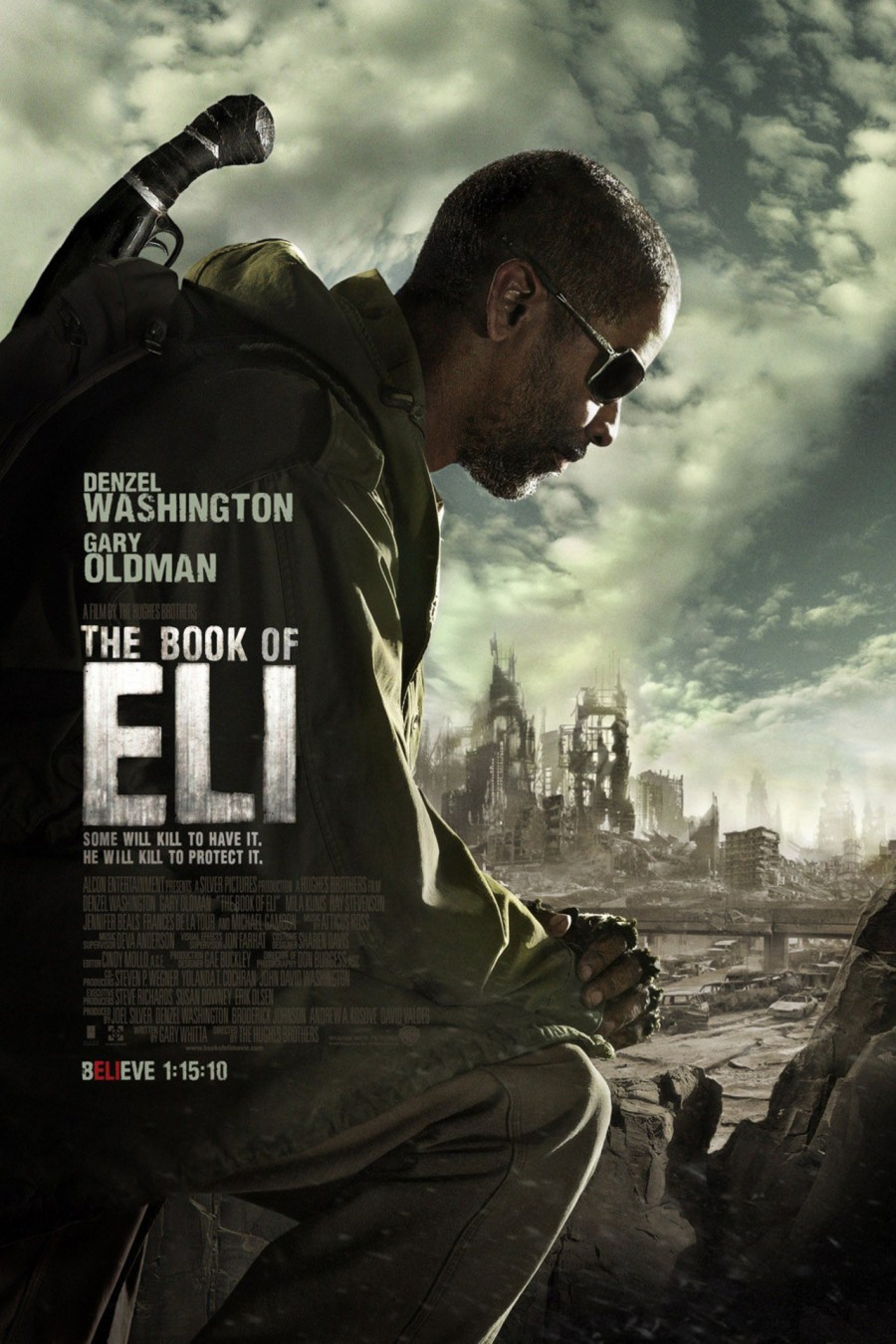 The Book Of Eli 2010 Imdb