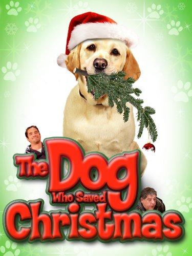 The Dog Who Saved Christmas DVD Cover