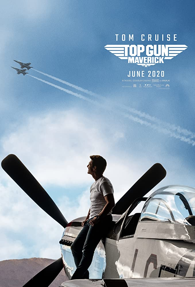 Tom Cruise in Top Gun: Maverick (2020)