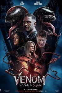 Venom: Let There Be Carnage (2021) English CAMRip 720p & 480p x264