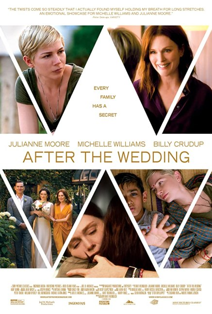 After the Wedding 2019 English Movie 720p HDCAM 900MB | 300MB Download