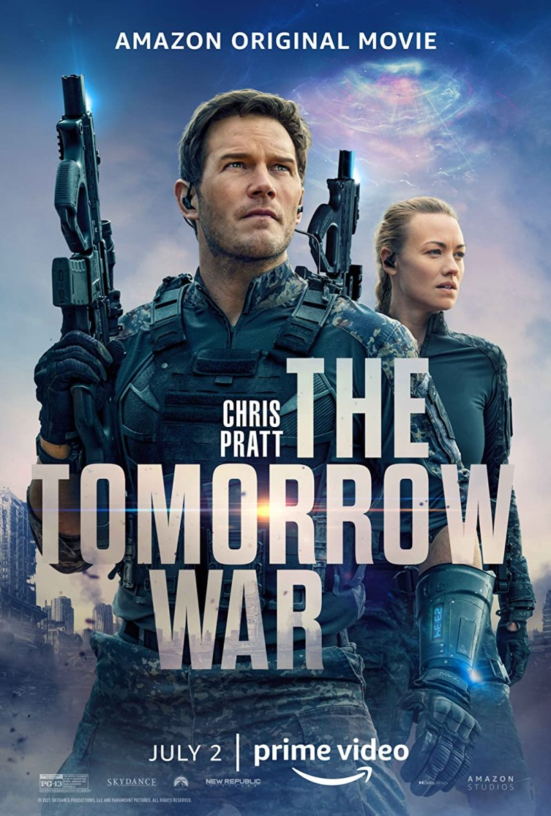 The Tomorrow War (2021) [Download Full Movie]