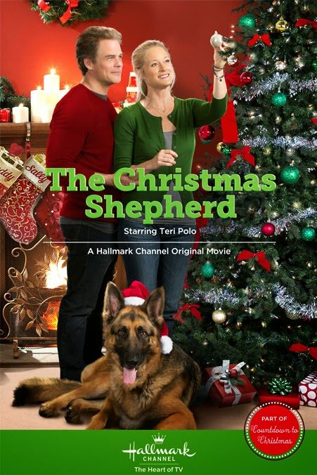 The Christmas Shepherd Hallmark Promo Photo