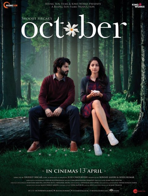 October (2018) Hindi Full Movie 480p | 720p