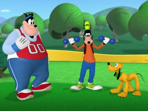 Mickey Mouse Clubhouse Mickey S Mousekersize Tv Episode 2010 Imdb