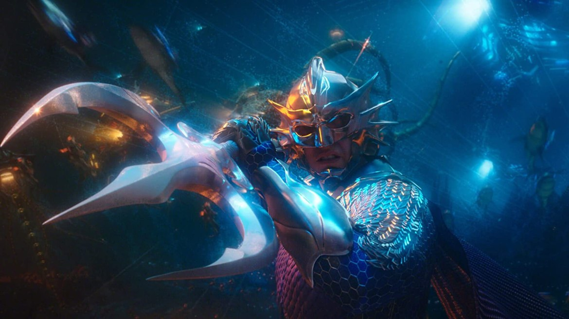 Patrick Wilson in Aquaman (2018)