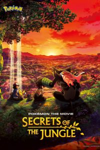 PokéMon: Secrets of the Jungle (2021) WEB-DL [Hindi DD5.1 & English] 1080p 720p 480p Dual Audio x264 HD