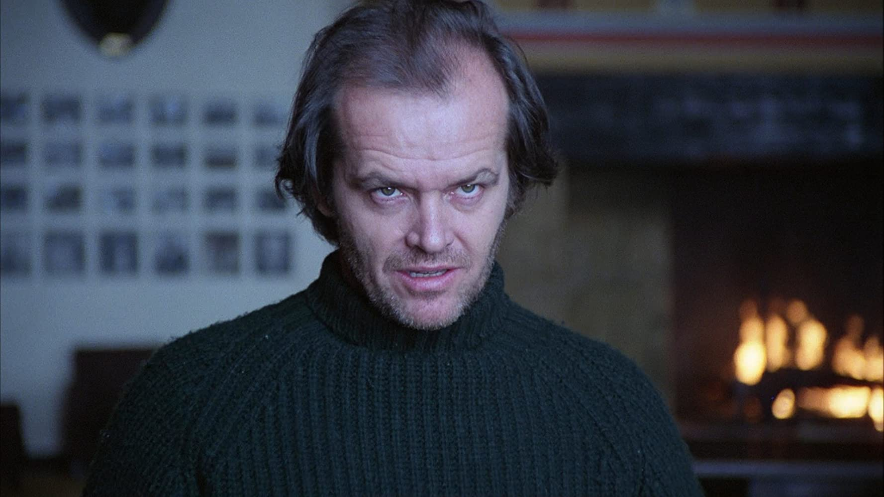Jack Nicholson / The Shining / Warner Bros. © 2019. All rights reserved.