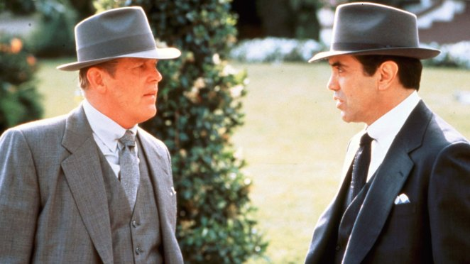 Nick Nolte and Chazz Palminteri in Mulholland Falls (1996)
