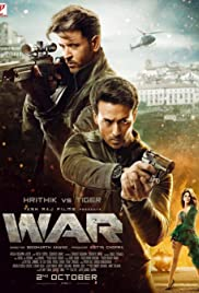 War 2019 Bollywood Movie