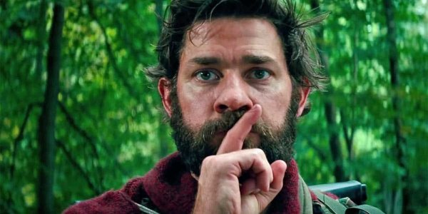 John Krasinski in A Quiet Place (2018)