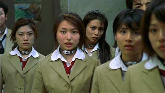 Battle Royale (2000) Teen Horror